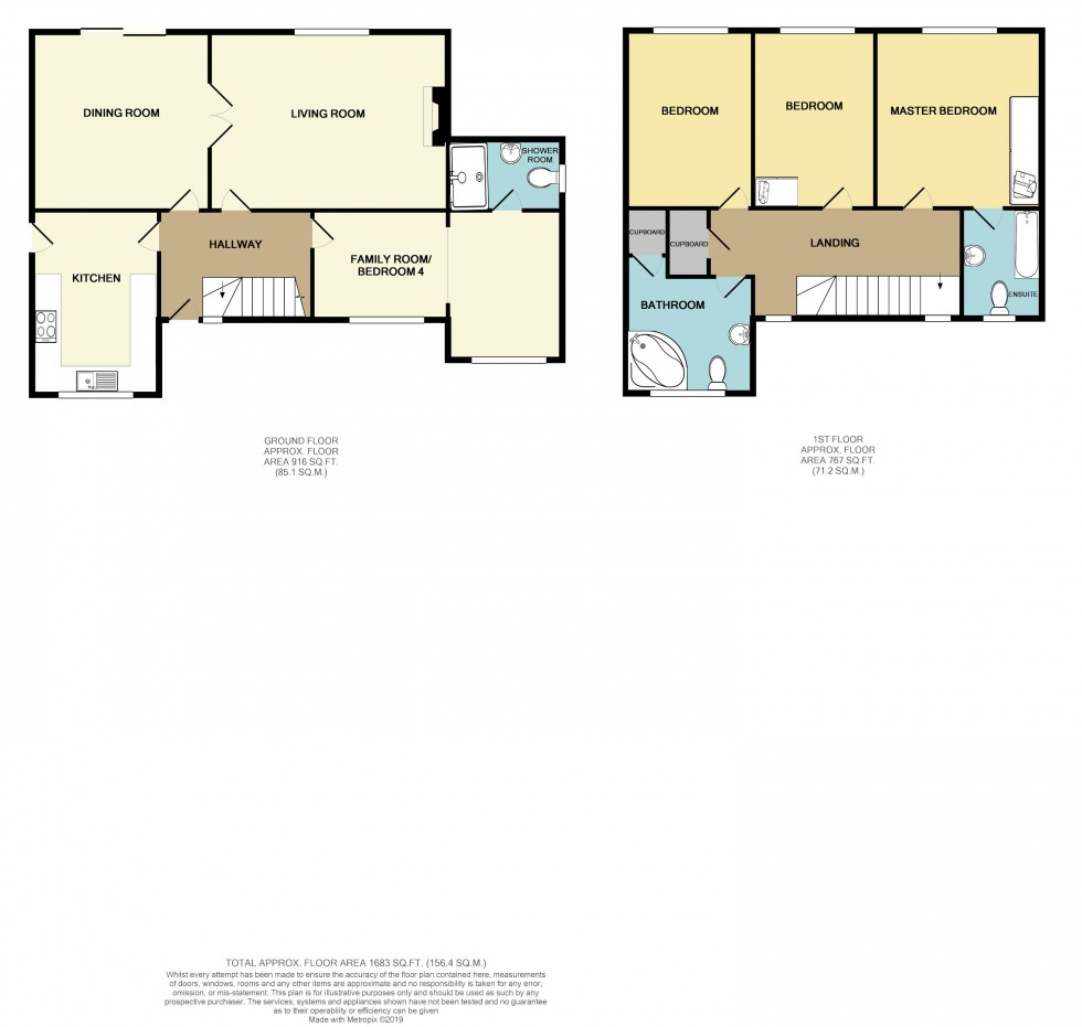 Floorplan for Moxon Road, Malpas, Newport