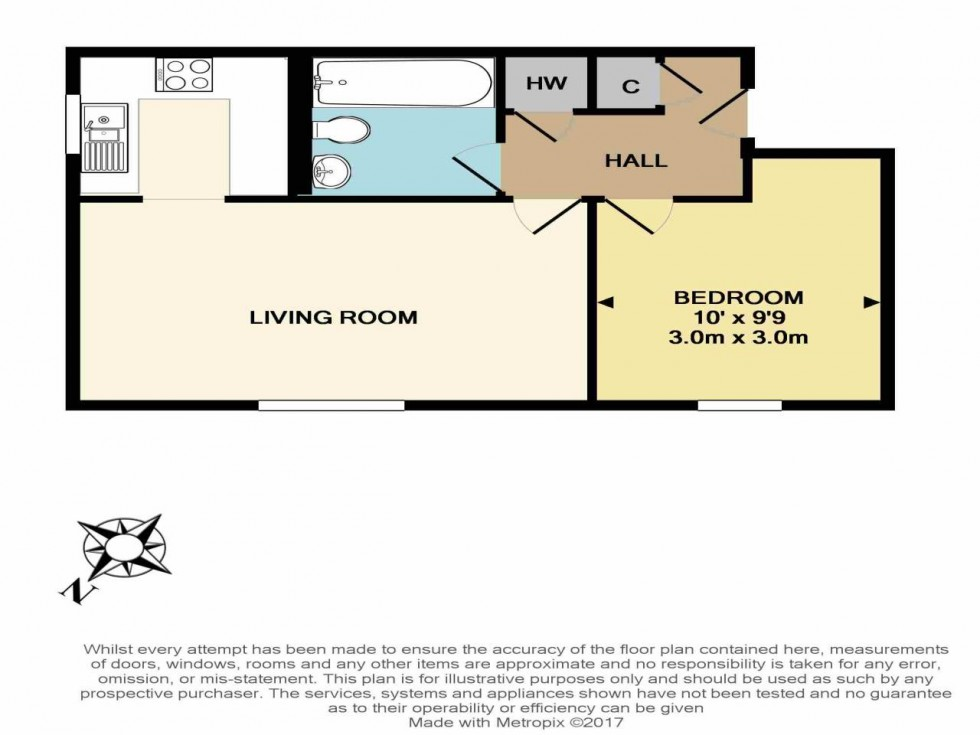 Floorplan for Freestone Way, Corsham, Wiltshire