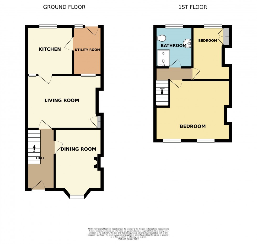Floorplan for Pillmawr Road, Malpas, Newport