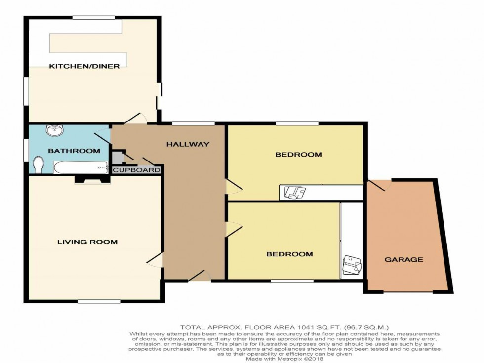 Floorplan for Pilmawr Road Malpas, Newport