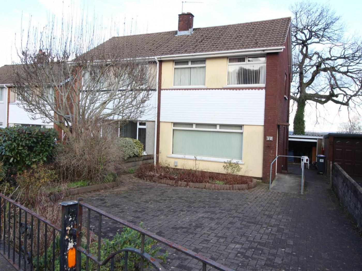 A 3 Bedroom House Sold in Thornhill Road, Upper Cwmbran