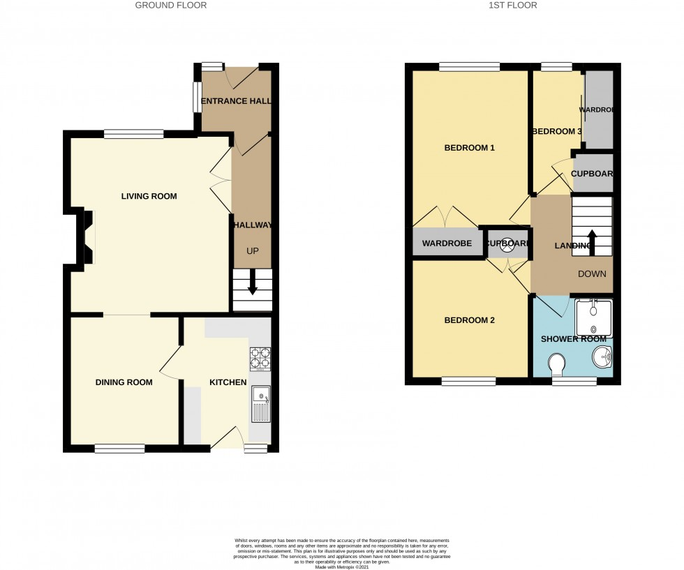 Floorplan for Claremont, Malpas, Newport