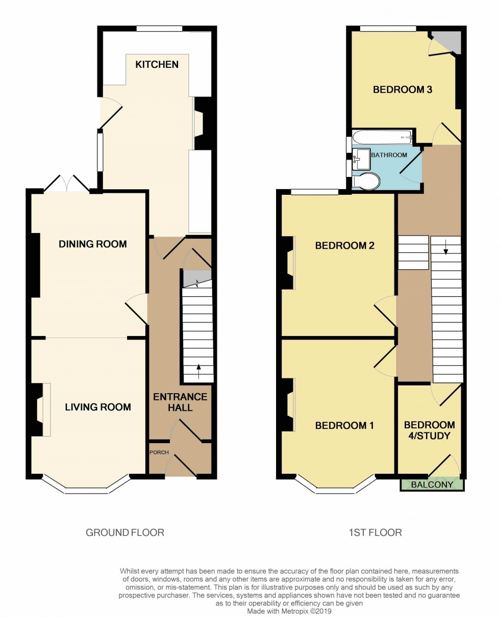 Floorplan for Coldra Road, Newport